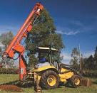 perfuratriz empilhadeira guindaste maquina florestal